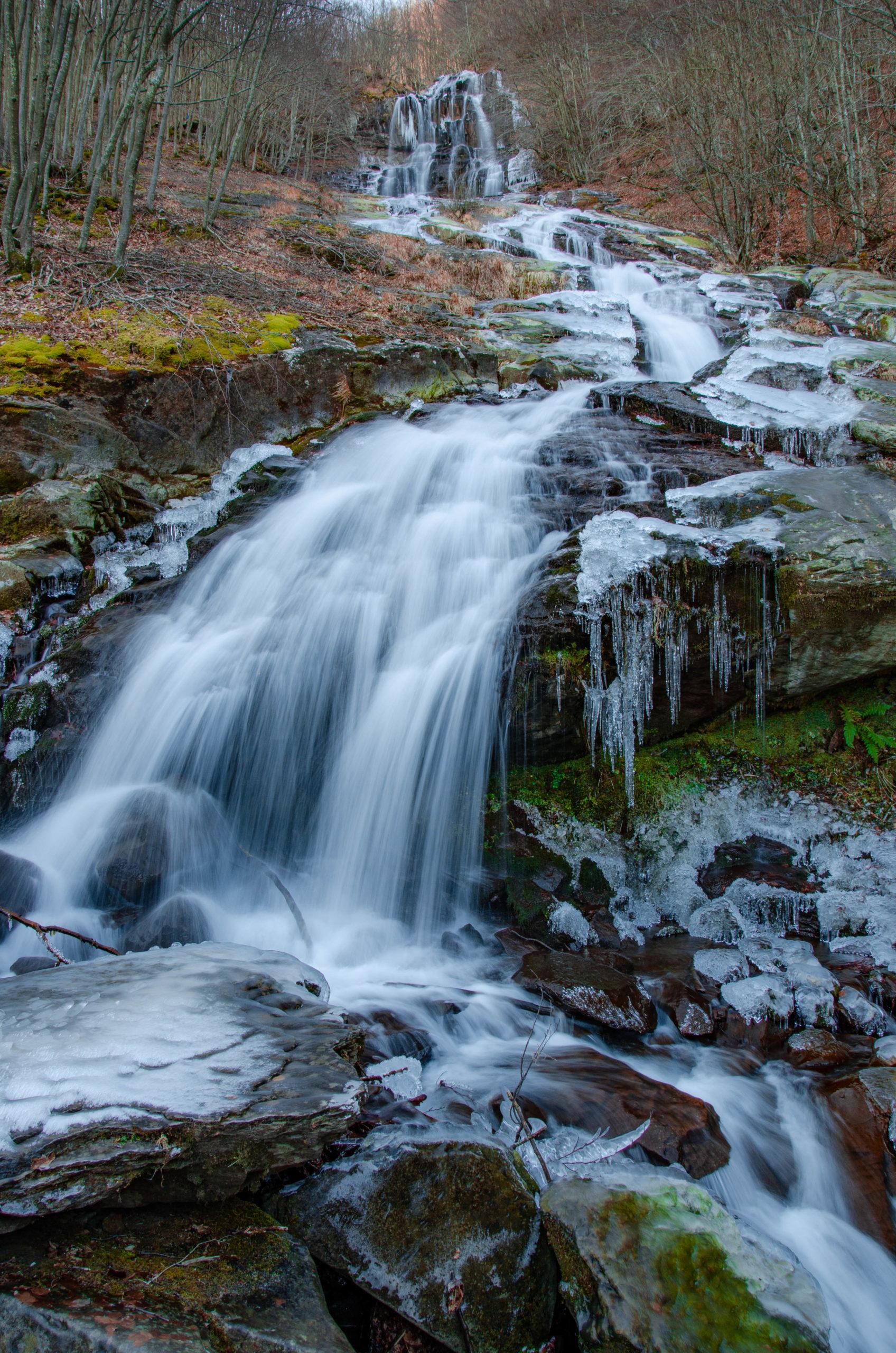 Cascata del Doccione - Doccione Falls